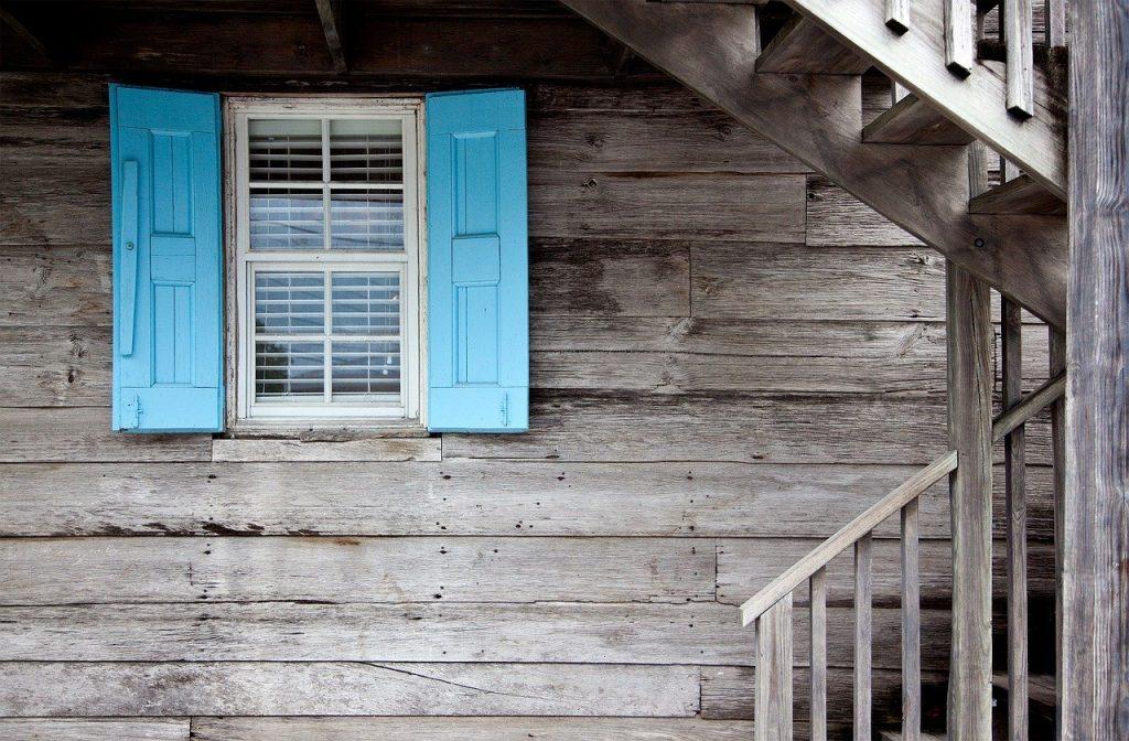 maison bois kit